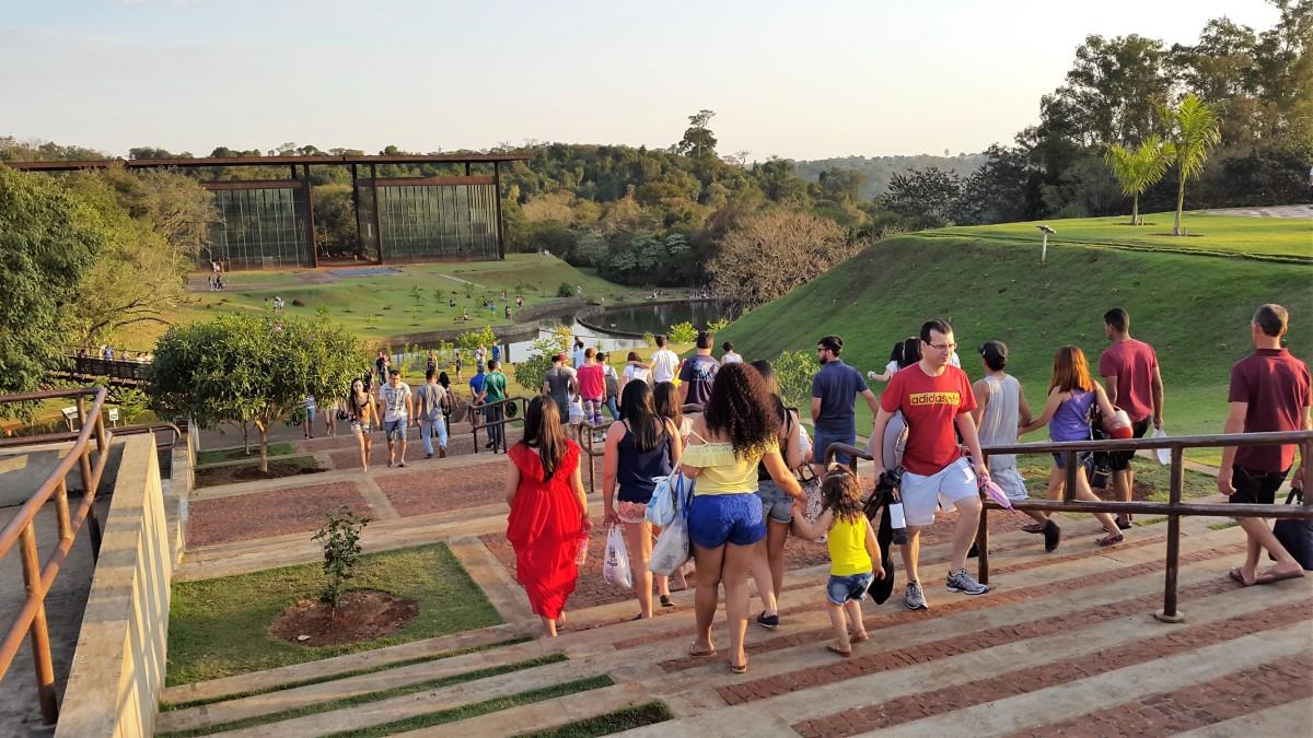Londrina vai ao JardimBotânico